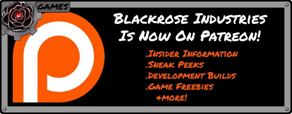 Blackrose Industries Patreon