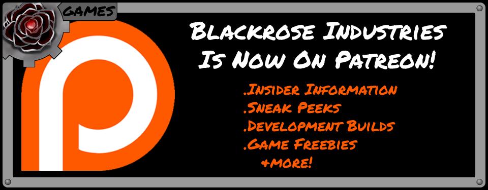 Blackrose Industries Patreon