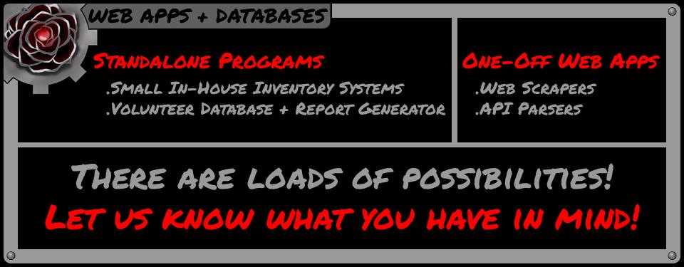 Web App + Database Services